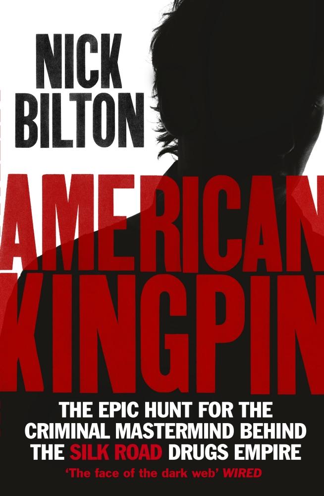 American Kingpin cover